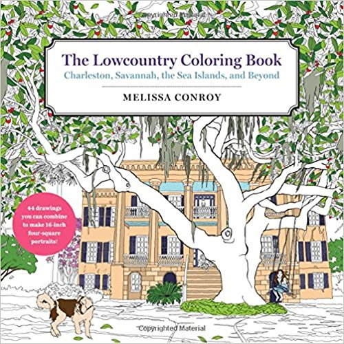 The Low Country Coloring Book